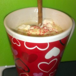 Quick Gingerbread Latte