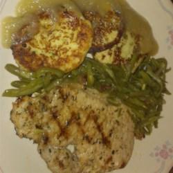 Succulent Pork Chops