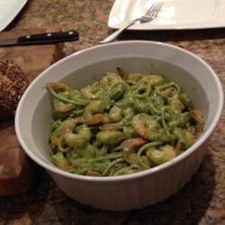 Homemade Pesto Recipe - The classic basil pesto sauce made with pine nuts or walnuts, lots of fresh basil, and real Parmigiano-Reggiano cheese will add flavor to anything to combine it with, from pasta to pizza to spaghetti sauce.