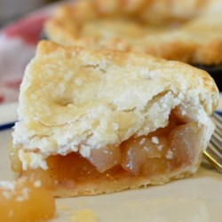Mom's Double Pie Crust Recipe - Orange juice adds a light citrus flavor to this double pie crust.