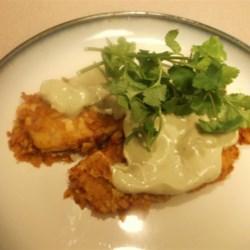 Crispy Chipotle Lime Tilapia with Cool Avocado Sauce Photos ...