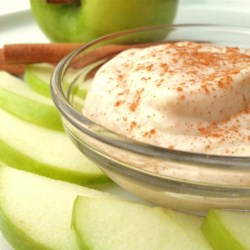 Cinnamon Yogurt Dip