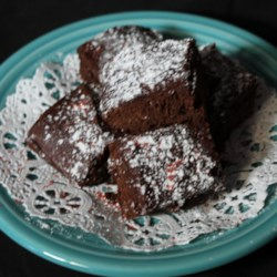 Red Velvet Brownies Recipe - These red velvet brownies get an extra kick from a bit of red pepper!