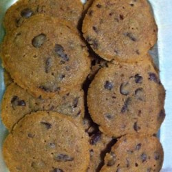 Coffee Cookies Recipe - This easy recipe uses instant coffee granules and walnuts to make nice, coffee-flavored cookies.