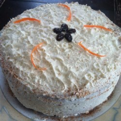 A Memorial Day Carrot Cake Recipe