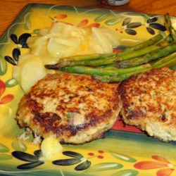 Salmon Rosemary Burgers Photos - Allrecipes.com
