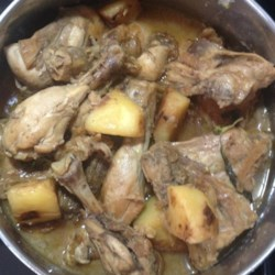 Chicken Adobo Recipe - Serve this simple chicken and sauce dish over rice.