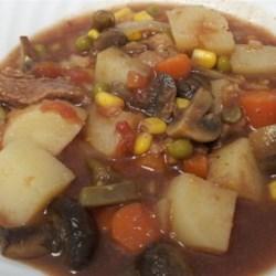 International Beef Stew