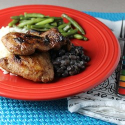 Perfect Baked Jerk Chicken Recipe - I was on the hunt for a perfect jerk seasoning, not too sweet, not too spicy. I finally perfected my own. Hope you like it!
