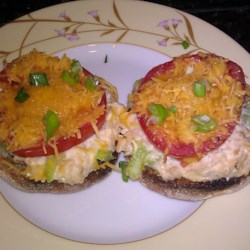 Cheesy Tuna Melts