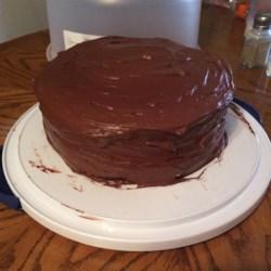 One Bowl Chocolate Cake Iii