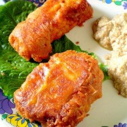 Crispy Fried Fish Recipe - Your favorite fish fillets are coated in a beer batter and a spicy crumb coating, then deep fried.