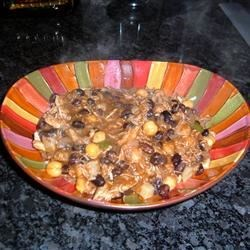 Chicken and Black Bean Chili Recipe - This a recipe I came up with after getting a few ideas from a friend. The combination of chipotle and cilantro really complete this chili.