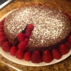 Flourless Chocolate Cake Food Network Magazine