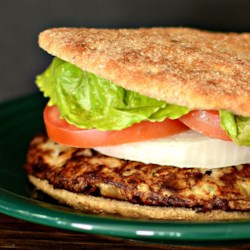 Bill's Beefuna Burgers Recipe - These burgers are easy, different, and deee-licious. Ground round is mixed with tuna, onion and sweet relish to form a burger that is sure to delight your senses. These can also be fried in a non-stick skillet without any oil.