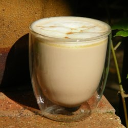 Mocha Recipe - This is a chocolate and coffee-lover's favorite! Using a home espresso machine, mix espresso, chocolate, and steamed milk--then top with whipped cream.