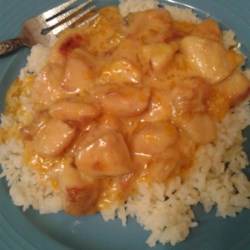 Creamy Orange Chicken