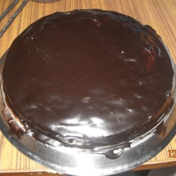 Sacher torte allrecipes