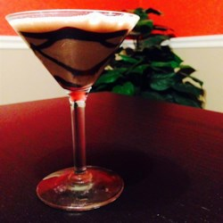 Nikki's Special Chocolate Martini
