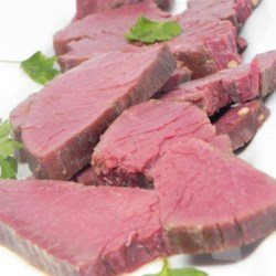 Corned Venison Recipe - This is a delicious way to utilize the shoulders of deer or elk.