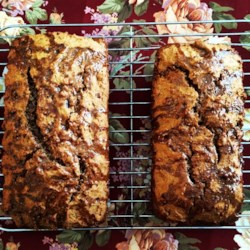 Tanya's Jamaican Spice Bread Recipe - Cinnamon, nutmeg, allspice, and vanilla season this sweet, raisin-filled bread.