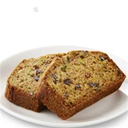 Zucchini Bread with Truvia(R) Baking Blend Recipe - This recipe makes two moist and delicious loaves that are easy to make and freeze. Made with Truvia(R) Baking Blend, this zucchini bread version contains 70% less sugar than the full-sugar version.