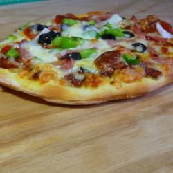 New York Italian Pizza Dough