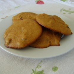 Coconut Flour, Almond Butter, and Raisin Cookies