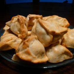 Easy Baked Indian Samosas
