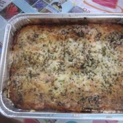 Easy Passover Lasagna