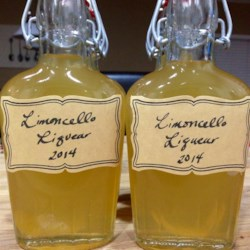 Limoncello Recipe - Truly distinguished ice cold refreshing drink! Lemon zest is steeped in vodka for a week, then mixed with simple syrup and aged for 2 more weeks.
