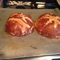 DSF's Pretzel Bread