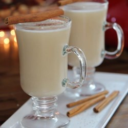 Hot Buttered Rum Batter Recipe and Video - This is a better batter with butter, sugar, ice cream, nutmeg, and cinnamon.