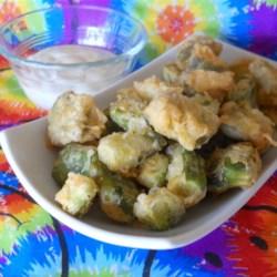 Tempura Fried Avocado Bites