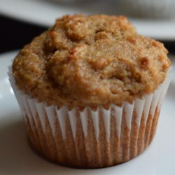 Classic Bran Muffins Recipe - A delicious source of fiber! My family have them almost every morning. You may substitute dates for the raisins if you wish.
