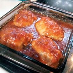 Hawaiian chicken recipe in oven