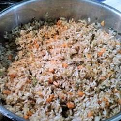 My Benihana Fried Rice
