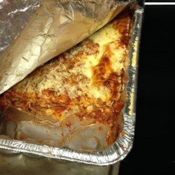 Healthier World's Best Lasagna Recipe - Healthier lasagna can still taste just as good as the original. Turkey sausage, ground turkey, and low fat mozzarella help make this satisfying dish just as tasty and better for you.