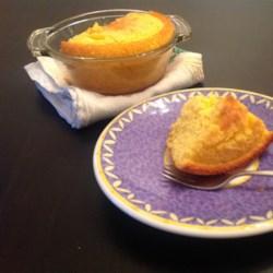 Mom's Sweet Buttermilk Corn Bread
