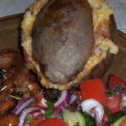 Stuffed Potatoe