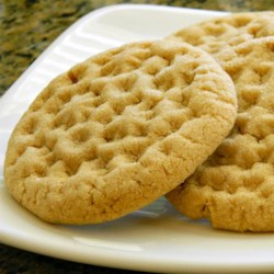 Cookie Butter Cookies Recipe - How do you get more cookie into your peanut butter cookie? By adding cookie butter to the batter, of course! Try this with that jar of cookie butter you know you bought!