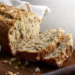 Zucchini Banana Multi-Grain Bread Recipe - Save those bananas! Here's a delicious zucchini bread with just the right touch of whole grains added. Perfect with walnuts or even chopped pecans.