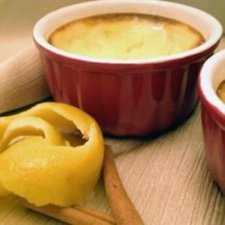 Leche Asada Recipe - This sweet, cinnamon-lemon custard is Chile's answer to the creme brulee.