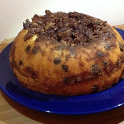 Chocolate Chip Sour Cream Coffee Cake Photos - Allrecipes.com