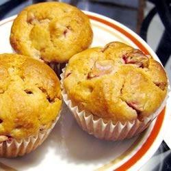 Strawberry Muffins!