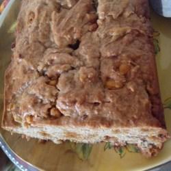 Banana Butterscotch Bread