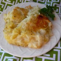 Cream Cheese Colcannon Recipe - Smooth, rich mashed potatoes are combined with tender cooked cabbage and onion for a comforting side dish.