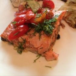 Chef John's Fennel-Smoked Salmon