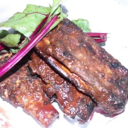 Sweet Fire Rib Rub Recipe - Although this homemade spice rub is intended for ribs to be smoked on the barbeque, it's also great on chicken and steaks, as long as there is smoke.