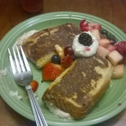 Banana Roll French Toast